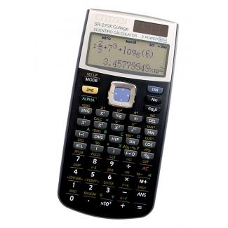 Calculadora científica Citizen SR-270X College