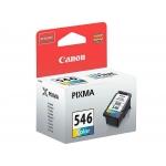 Canon CL-546 - Cartucho de tinta original 8289B001, tricolor