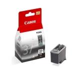 Canon PG-37 - Cartucho de tinta original 2145B001, negro