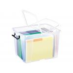 Cep 2006740110 - Caja de almacenaje, capacidad 40 litros, tamaño 49,8 x 39,7 x 32,9 cm