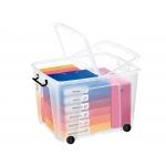 Cep 2006760110 - Caja de almacenaje, capacidad 75 litros, tamaño 60 x 48,5 x 41,5 cm