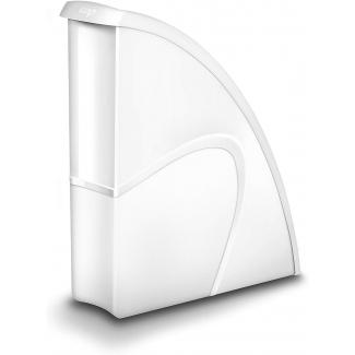Cep Gloss 674+ - Revistero de plastico, color blanco