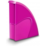 Cep Gloss 674+ - Revistero de plastico, color rosa