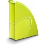 Cep Gloss 674+ - Revistero de plastico, color verde