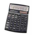 Citizen CCC-112 BLK - Calculadora de sobremesa, 12 dígitos