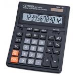 Citizen SDC-444-S - Calculadora de sobremesa, 12 dígitos