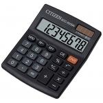 Citizen SDC-805-BN - Calculadora de sobremesa, 8 dígitos