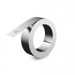 Dymo 31000 - Cinta M1011, 12 mm x 4,8 m, aluminio