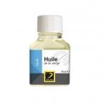 Dalbe 446003300 - Aceite de lino, bote de 75 ml