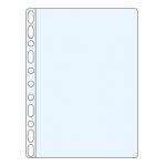 Elba 400005371 - Funda multitaladro, Folio, 70 micras, cristal, caja de 100 fundas