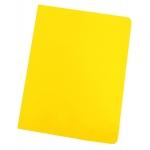 Elba Gio - Subcarpeta de cartulina, A4, 250 gr/m2, color amarillo intenso