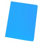 Elba Gio - Subcarpeta de cartulina, A4, 250 gr/m2, color azul intenso azul
