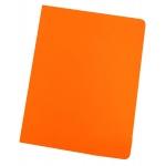 Elba Gio - Subcarpeta de cartulina, A4, 250 gr/m2, color naranja intenso