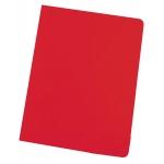 Elba Gio - Subcarpeta de cartulina, Folio, 250 gr/m2, color rojo intenso