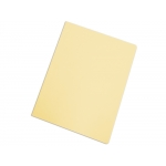Elba Gio - Subcarpeta de cartulina, A4, 180 gr/m2, color amarillo pastel