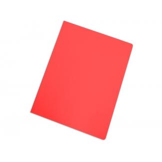 Elba Gio - Subcarpeta de cartulina, A4, 180 gr/m2, color rojo pastel