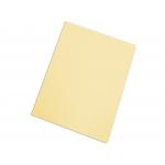 Elba Gio - Subcarpeta de cartulina, Folio, 180 gr/m2, color amarillo pastel