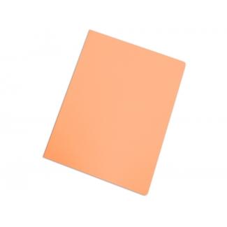 Elba Gio - Subcarpeta de cartulina, Folio, 180 gr/m2, color naranja pastel