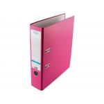 Elba Rado Top 100025941 - Archivador de palanca, tamaño A4, lomo ancho, con rado, color rosa