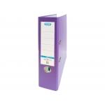 Elba Rado Top 100202152 - Archivador de palanca, tamaño A4, lomo ancho, con rado, color violeta