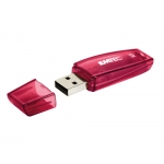 Emtec C410 - Memoria USB, 16 GB, 2.0, color rojo