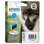 Epson T0892 - Cartucho de tinta original, C13T08924011, cían
