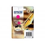 Epson T1633 XL - Cartucho de tinta original, C13T16334012, magenta