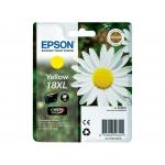 Epson T1814 XL - Cartucho de tinta original, C13T18144012, amarillo