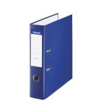 Esselte 42303 - Archivador de palanca, tamaño folio, lomo ancho, con rado, color azul