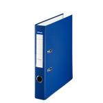 Esselte 42307 - Archivador de palanca, tamaño folio, lomo estrecho, con rado, color azul
