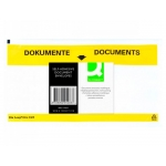 Etiqueta y sobres para packing