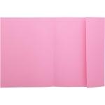 Exacompta 348003E- Subcarpeta de cartulina con solapa interior, A4, 160 gr/m2, color rosa