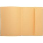 Exacompta 348025E - Subcarpeta de cartulina con solapa interior, A4, 160 gr/m2, color crema