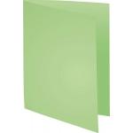 Exacompta Forever 420004E - Subcarpeta de cartulina reciclada, A4, 170 gr/m2, color verde