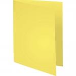 Exacompta Forever 420005E - Subcarpeta de cartulina reciclada, A4, 170 gr/m2, color amarillo