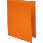 Exacompta Forever 420007E - Subcarpeta de cartulina, A4, 170 gr/m2, color naranja
