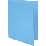 Exacompta Forever 420010E - Subcarpeta de cartulina, A4, 170 gr/m2, color azul