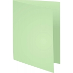 Exacompta Forever 420013E - Subcarpeta de cartulina, A4, 170 gr/m2, color verde claro