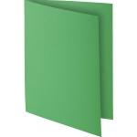 Exacompta Forever 800004E - Subcarpeta de papel, A4, 80 gr/m2, color verde oscuro