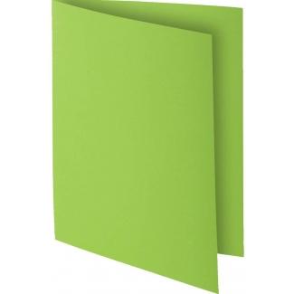 Exacompta Forever 800013E - Subcarpeta de papel, A4, 80 gr/m2, color verde menta