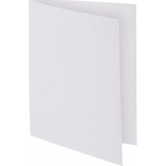 Exacompta Forever 800017E - Subcarpeta de papel, A4, 80 gr/m2, color blanca