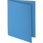 Exacompta Forever 800019E - Subcarpeta de papel, A4, 80 gr/m2, color azul