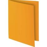 Exacompta Forever 800026E - Subcarpeta de papel, A4, 80 gr/m2, color naranja