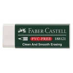 Faber-Castell 7081N - Goma de borrar, vinilo