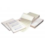 """Fabrisa 1241112 - Papel continuo, 240 mm x 11"""", pautado, original, caja de 2500 hojas"""