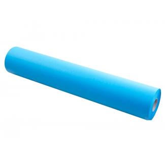 Fabrisa 81030002 - Papel kraft liso, bobina de 1 x 250 mt, 70 gramos, color azul