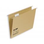 Fade Hamelin 400064819 - Carpeta colgante, tamaño folio, visor superior, kraft eco