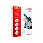 Fellowes 5307506 - Bolsa de plastificar, A3, 125 micras, caja de 100