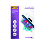 Fellowes 5452103 - Bolsa de plastificar, A4, 80 micras, caja de 100