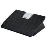 Fellowes Office Suites - Reposapiés ajustable, color negro